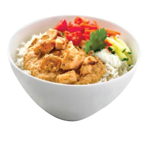 Bangkok Rice Bowl