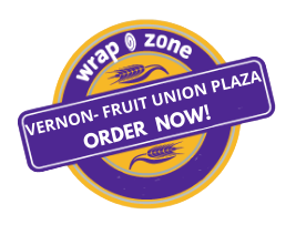 WrapZone Vernon-Fruit Union Plaza