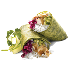 Thai Tanic wrap